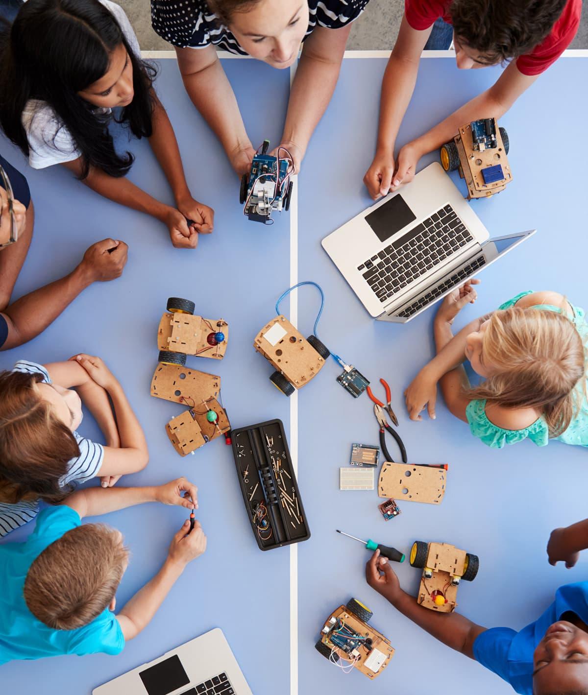Digital Technology Education Charter